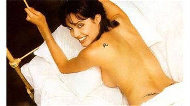 Angelina hayatının darbesini yedi